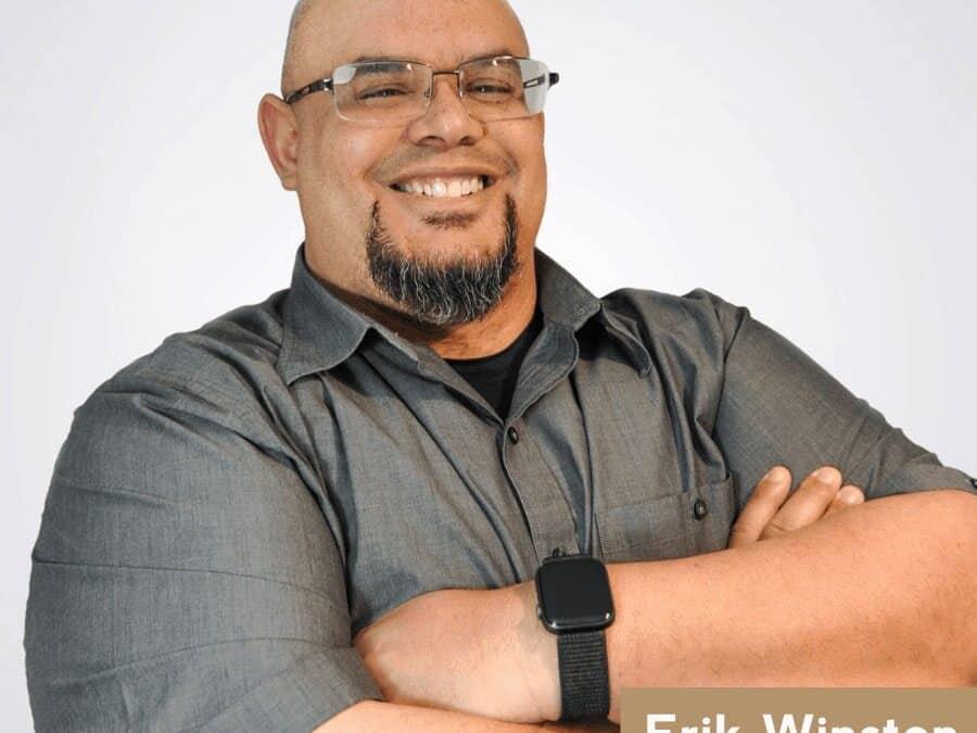Employee Spotlight   Erik Winston