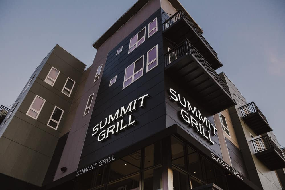 Client Spotlight – Summit Grill